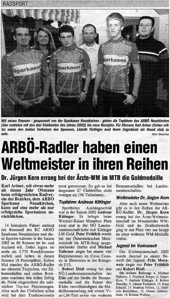 Presse 9.1.2003