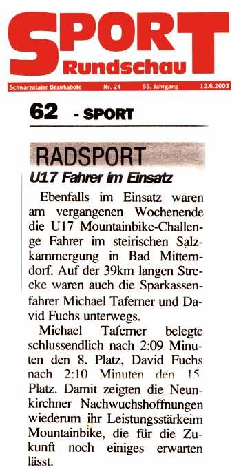 Presse 2003-06-12