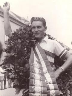 Leopold Friedbacher - Staatsmeister 1958
