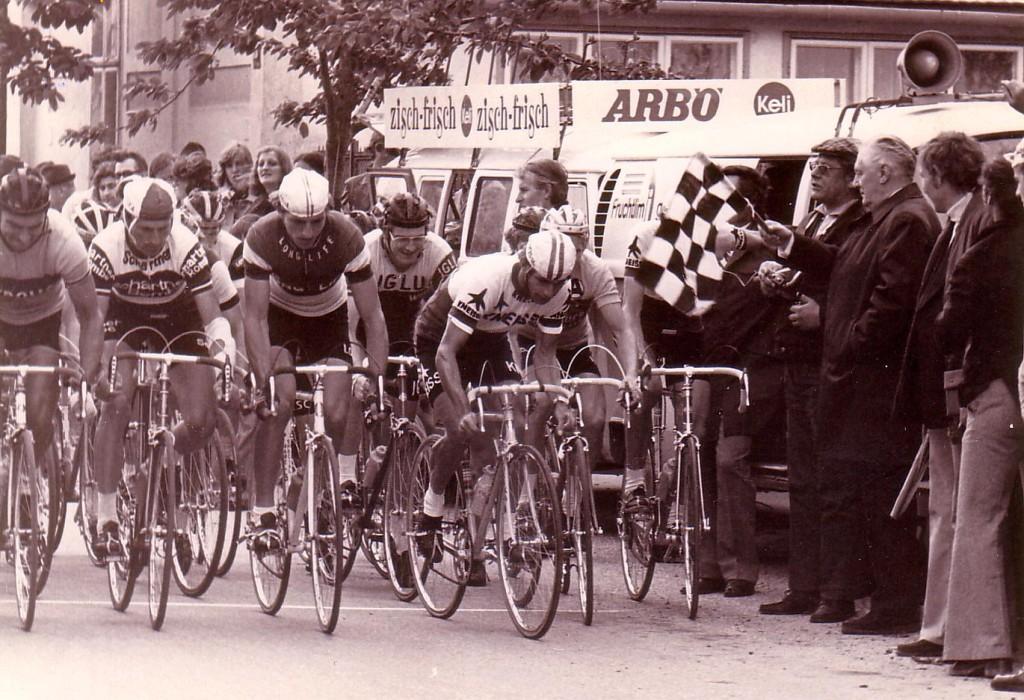 Schwarzataler Radsporttage 1974 - Raglitz