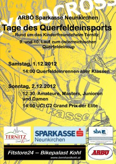 Tage des Querfeldeinsports 2012 - Poster