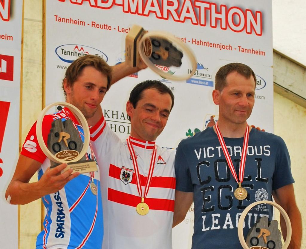 ÖM Marathon 2010 – Stefan Broschek – 2.Platz
